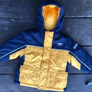 Osh Kosh B'Gosh | Boys Hooded Coat